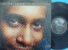 Greg Phillinganes ORIG US LP Significant gains NM '81 Planet P17 R&B Soul