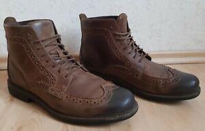 TIMBERLAND  Stormbuck Boots Stiefel Herren Gr. 43 (9W) NEUwertig