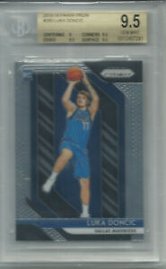 🏀🏀 LUKA DONCIC 2018-19  PRIZM RC BGS 9.5 *PLEASE READ* BUYBACK PACK 🔥 CHASE