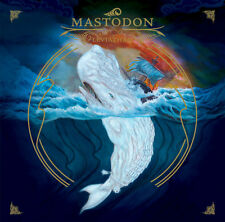 Mastodon LEVIATHAN Limited NEW WHITE IN CLEAR W/ SPLATTER COLORED VINYL LP