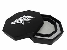 Wolf Dice Tray With Dice Staging Area and Lid