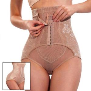 Women Tummy Control Hi-Waist Panty Body Shaper Waist Training Girdle Slim Shorts