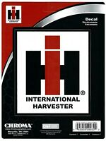 International Harvester Decal Sticker Truck Tractor Farm Backhoe