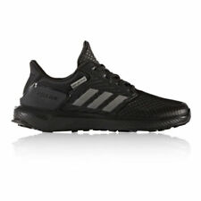 Scarpe adidas nera con lacci per bambini dai 2 ai 16 anni