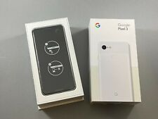 BRAND NEW Google Pixel 3 64GB Clearly White Verizon Unlocked T-Mobile AT&T GSM
