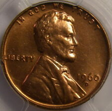 1960 D Lincoln Cent PCGS MS-65 Red Small / Large FS-101 RPM D/D FS-025.5 Sm/Lg