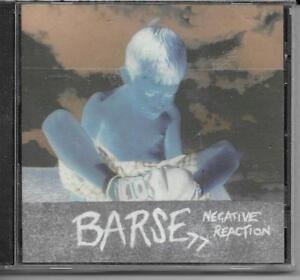 """B4rse 77 """"Negative Reaction"""" CDLP - Lurkers/Buzzcocks"""