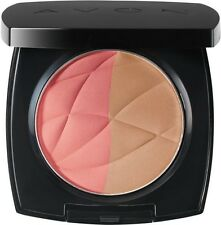 Avon Ideal Luminous Contouring Powder Blusher and Highlight - Peach Contour