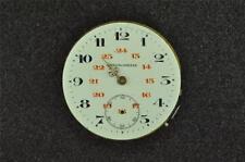 VINTAGE 42.2MM CHRONOMETER POCKET WATCH MOVEMENT