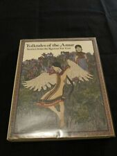 Folktales of the Amur by Dimitri Nagishkin - 1980 - HC & DJ with Brodart Cover