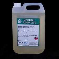 NEUTRAL FLOORCLEAN - pH Balanced non-damaging Floor Cleaner - 20 Litres