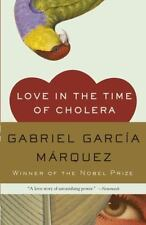 Love in the Time of Cholera by Gabriel García Márquez (2007, Paperback)