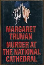 Murder at the National Cathedral by Margaret Truman-Publisher Review Copy-1990