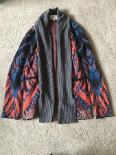 Anthropologie Cynthia Vincent Wrap Sweater XS