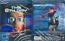 Blu-Ray THE 6TH SIXTH DAY 2000 Arnold Schwarzenegger Tony Goldwyn Region B/2 NEW