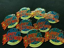 Planet Hollywood Pins lot of 8