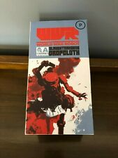 Threea Wwrp 1/12 SDCC SLAUGHTERHOUSE DROPCLOTH Ashley Wood World War Robot 3A
