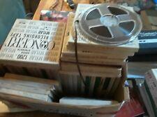 Vintage Reel to Reel Tapes