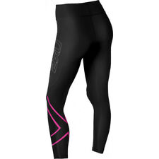 NEW 2XU WOMENS MID RISE COMPRESSION TIGHTS - SAVE OVER $50 ON RRP