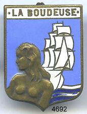 4692 - INSIGNE LA BOUDEUSE AVISO DRAGUEUR