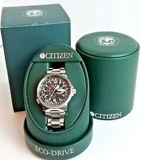 Citizen BJ7000-52E Mens Watch Eco-Drive NightHawk Black Dial Pilot Flight Watch