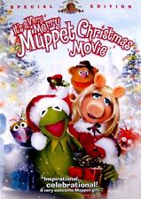 It's A Very Merry Muppet Christmas Movie (DVD 2002 Special Edition) *Free Ship!