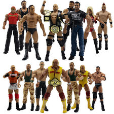 WWE Wrest Elite larry Zbyszko Stone Cold Hulk Hogan Alberto Action Figure Toys