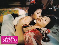 Nagisa Oshima L'Empire des Sens Offset Vintage 1976 /7