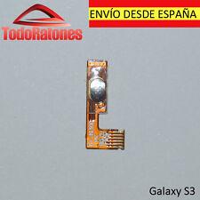 Original Samsung galaxy s 3 s3 GT i9300 Interrupteur Flex Power bouton allumage