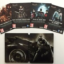 BATMAN ARKHAM KNIGHT EDITION SPECIALE STEELBOOK + DLC - JEUX PS4 - PLAYSTATION 4