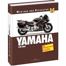 Yamaha FJR 1300, 1300 A, 1300 AS ab 2001 - Wartungs- und Reparaturanleitung