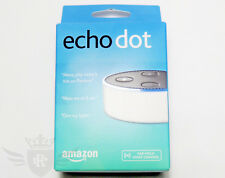 New Amazon Echo Dot 2nd Generation w/ Alexa Voice  - White