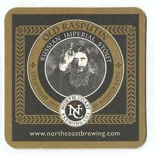 16 North Coast Old Rasputin Russian Imp Stout  / Red Seal Ale Beer Coasters