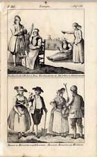 Trachten-Friesland-Schouwen-Walcheren-Ethnologie-1830