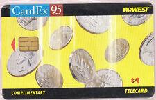 Phonecard - Telefonkarte - USA - US West chip