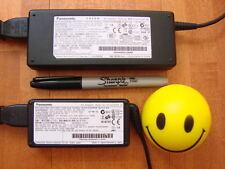 Panasonic Toughbook ORIGINAL CF-18 CF-19 CF-50 CF-Y2 AC adaptor adapter charger