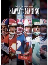 Espn Films 30 for 30: From Elway to Marino [New DVD]
