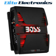Boss Audio PM1500 Monoblock Car Amplifier 1500W Class AB