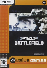 PC Games Reorderable-Battlefield 2142 Budget Pc (UK IMPORT) GAME NEW