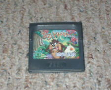 VINTAGE SEGA GAME GEAR TAZMANIA VIDEO GAME