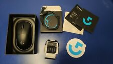 Logitech G PRO Wireless Gaming Mouse, HERO 16K Sensor, 16,000 DPI, RGB