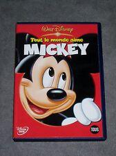 Walt Disney - Tout le Monde aime Mickey - DVD