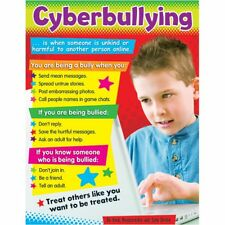 Cyberbullying (Primary) Learning Chart Trend Enterprises Inc. T-38640