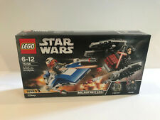 Lego Star Wars 75196 Microfighters A-Wing vs. TIE Silencer Neu OVP