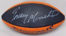 Emery Moorehead Autographed Football Chicago Bears