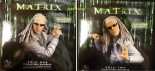 Matrix Movie Twin 1 & Twin 2 Set Bust Statue New Ltd Ed Gentle Giant  Amricons