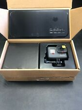 Used GoPro Hero 5 Black Waterproof Action 4K Ultra Hd Camera Touch Screen Case