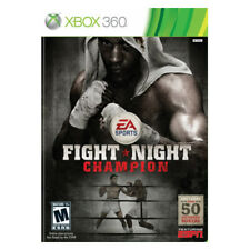 Fight Night Champion XBOX 360 2011 US English Pre-Owned