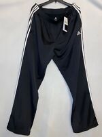 NEW Adidas Men's Track Pants VC Post Game Pants Black Size XL