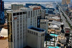 Planet Hollywood Hotel Las Vegas Strip United States America Photograph Picture